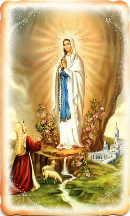 Heilige Maria Mutter Gottes Gebet