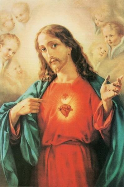 Heiligstes Herz Jesu