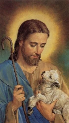 Jesus Der Gute Hirte