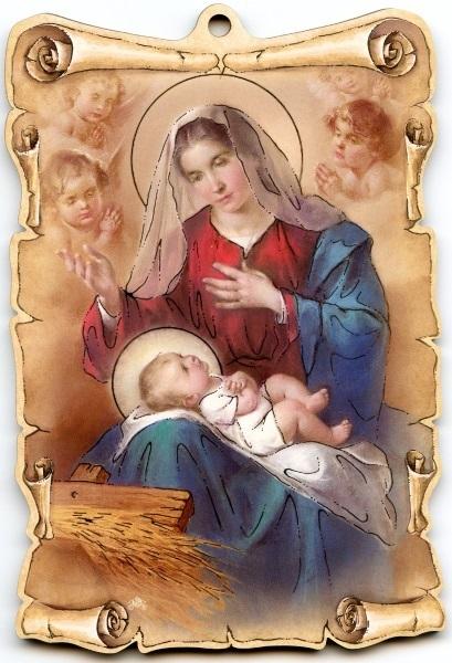 Heilige Maria Mutter Gottes