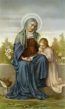 Afbeeldingsresultaat voor heilige anna