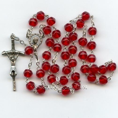 Gesätze Des Rosenkranzes